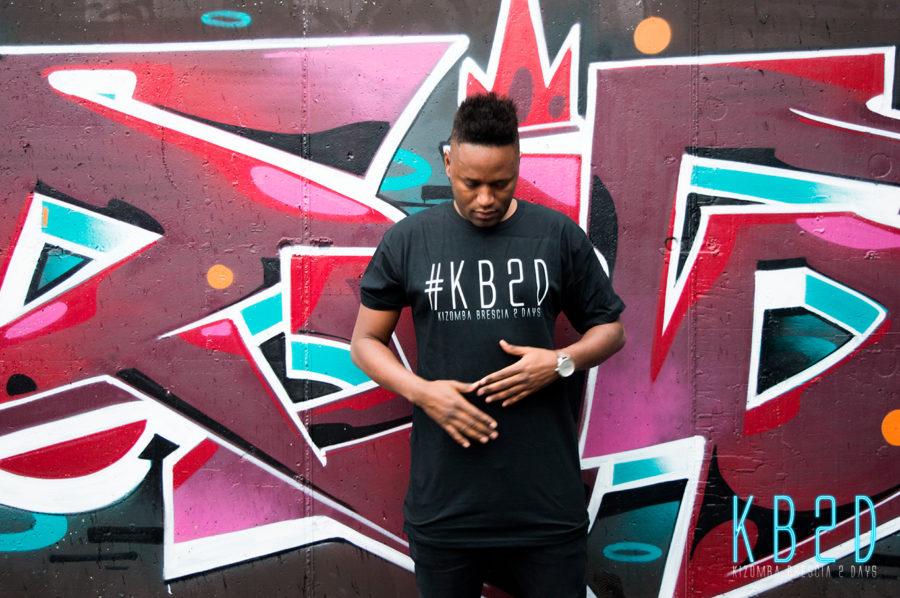 #KB2D T-SHIRT UOMO