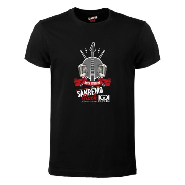 T-SHIRT SANREMO ROCK